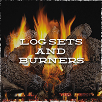 Logs and Burners